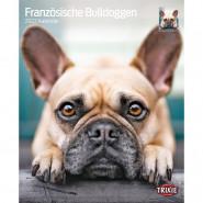 Kalender 2022 Französische Bulldoggen