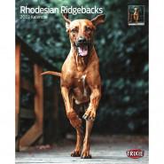 Kalender 2022 Rhodesian Ridgebacks