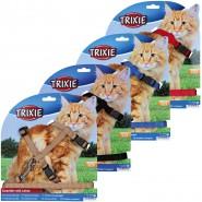 Katzengarnitur, große Katzen, Nylon
