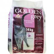 Katzenstreu Golden Grey MASTER 14 kg