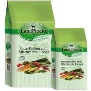 LandFlocke mit Wildkräutern, Apfel u. Gemüse