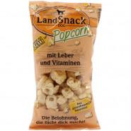 LandSnack Dog Popcorn mit Leber und Vitaminen 30g
