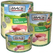 Macs Cat Dose Ente + Kaninchen + Rind
