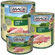 Macs Cat Dose Lamm + Pute