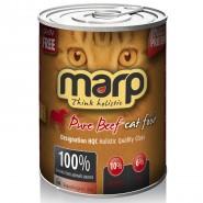 Marp Katze Nassfutter Rind 400g