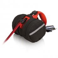 Packtasche für Rollleinen, schwarz