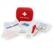 Pawise First Aid Kit, Erste-Hilfe-Set, 9-teilig