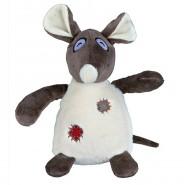 Ratte, Plüsch 16 cm