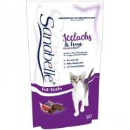 Sanabelle Snack Seelachs und Feige 55g