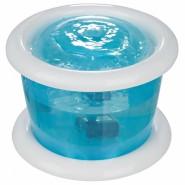 Wasserautomat Bubble Stream, 3 Liter, blau/weiß