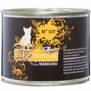 catz finefood Purrrr No.107 Känguru 200g