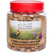Ocanis Fitness-Bits Plus Geflügel mit Mariendistel 300g