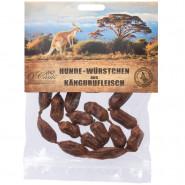 Ocanis Premium Hunde-Würstchen aus Kängurufleisch 100g