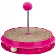 Scratch + Catch, Kunststoff, 35cm x 7cm, pink