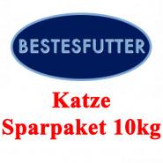 Bestes Futter Katze Sparpaket 10 kg