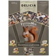 Delicia Eichhörnchenfuttermix 600g