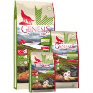 Genesis Pure Canada - Green Highland Puppy