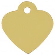 Herz Klein Gold