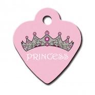 Herzchen Klein Pink Princess