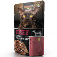 Leonardo Pouch Beef + extra pulled Beef 70g