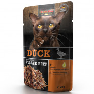 Leonardo Pouch Duck + extra pulled Beef 70g