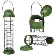 Meisenknödelhalter, 8x29 cm, grün
