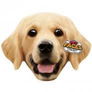 Pet Faces - Golden Retriever