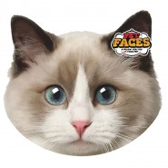 Pet Faces - Ragdoll Katze