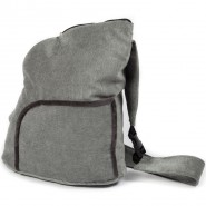 Petlando Belly Bag, 35x40cm, stone