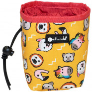 Petlando Happiness Snackbag animals, 8x13cm