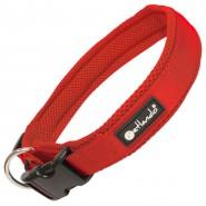 Petlando Mesh Halsband, red