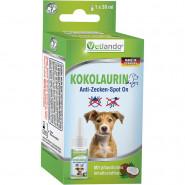 Vetlando Kokolaurin Anti-Zecken-Spot On für Hunde 30 ml