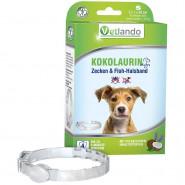 Vetlando Kokolaurin Zecken u. Floh-Halsband für Hunde