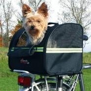 Biker Bag, bis 8kg, 35 x 28 x 29cm, schwarz
