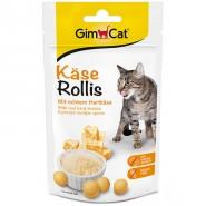 GimCat Käse-Rollis 40g (80 Stück)