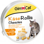 GimCat Käse Rollis 200g/400 Stk.