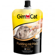 GimCat Pudding mit Malz 150g