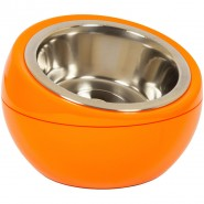 Hing The Dome Bowl, orange, 0,45 L