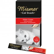 Miamor Cat-Snack Kitten-Milch-Cream 5x15g