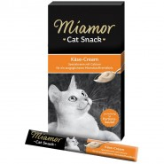 Miamor Cat-Snack Käse-Cream 5x15g