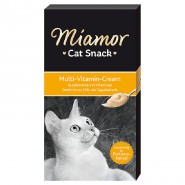 Miamor Cat-Snack Multi-Vitamin-Cream 6x15g
