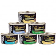 Miamor Feine Filets Naturelle Dose 80g