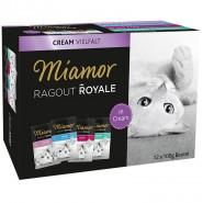 Miamor Ragout Royale Cream Vielfalt 12x100g