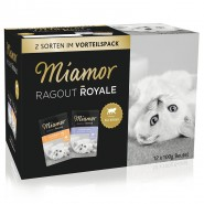 Miamor Ragout Royale Kitten Jelly 12x100g Vorteilspack