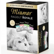 Miamor Ragout Royale Sauce 12x100g Vorteilspack