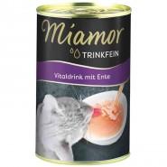 Miamor Trinkfein Ente 135ml