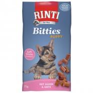 Rinti Snack Bitties Puppy Huhn & Ente 75g