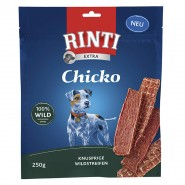 Rinti Snack Chicko Extra knusprige Wildstreifen 250g