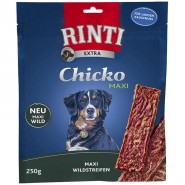 Rinti Snack Chicko MAXI Wildstreifen 250g