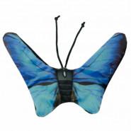 Wild Life Cat Blue Butterfly (Blauer Schmetterling)